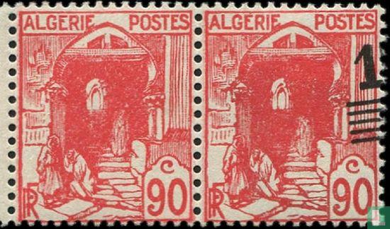 Algerije - De straten van de Casbah