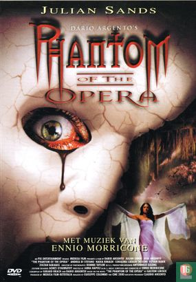 DVD - Phantom of the Opera