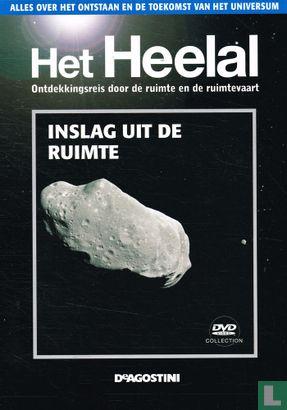 DVD - Inslag uit de ruimte