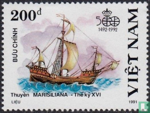 Vietnam - 500 years of discovery of America