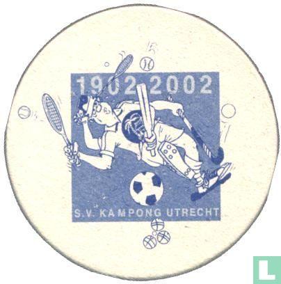 Nederland - 1902-2002 - S.V. Kampong Utrecht