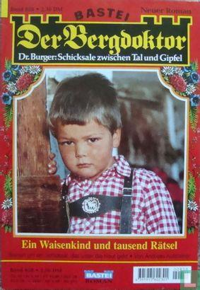 Der Bergdoktor [1. Auflage] 858 - Afbeelding 1