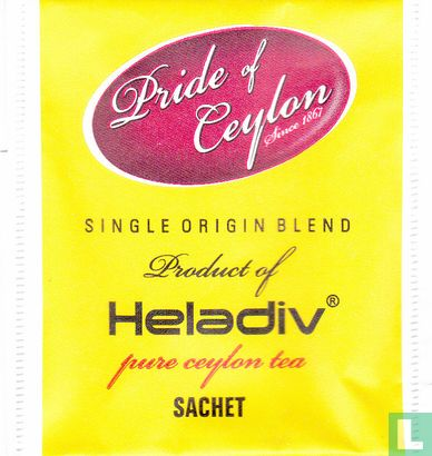 Heladiv [r] - Pride of Ceylon