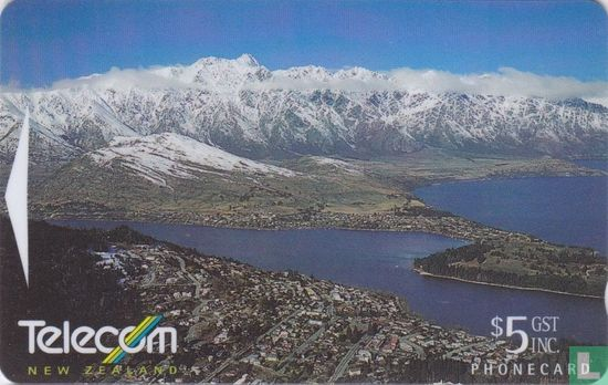 Telecom New Zealand - Queenstown & the Remarkables