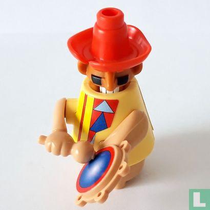 Ferrero - Gonzalo, rode hoed nr 3