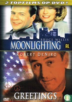 DVD - Moonlighting + Greetings