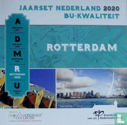 """Nederland - Nederland jaarset 2020 """"Nationale Collectie - Rotterdam"""""""