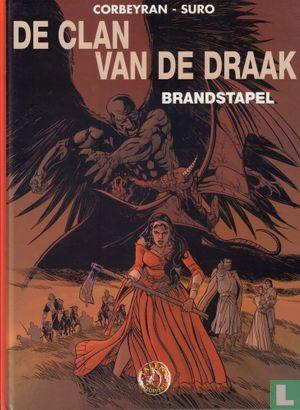 Clan van de draak, De - Brandstapel