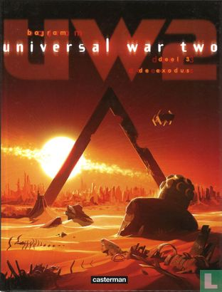 Universal War Two - De exodus