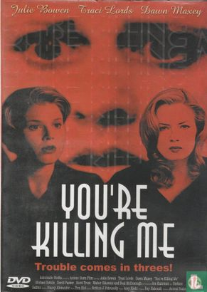 DVD - You're Killing Me