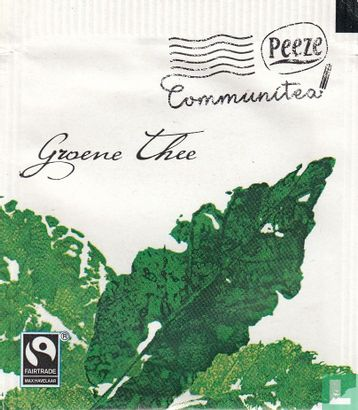 Groene thee - Afbeelding 1