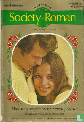 Society-Roman 13 - Bild 1