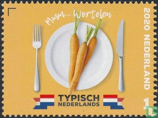 Pays-Bas [NLD] - Des carottes