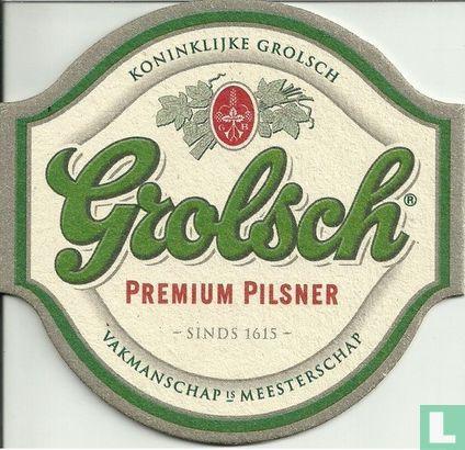 Netherlands (Holland) - Grolsch Premium Pilsner