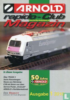 Arnold Rapido Club Magazin 1