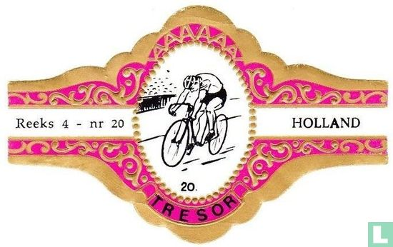 Tresor - [Cycling]