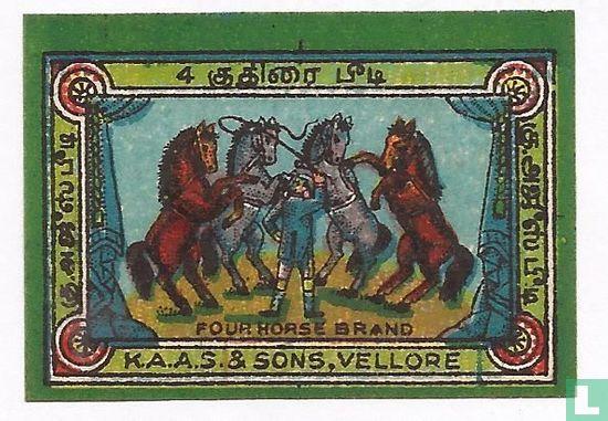 Pour Horse Brand