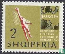 Albanie [ALB] - Championnat d'Europe de volley-ball