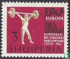Albanie [ALB] - Championnat du monde d'haltérophilie