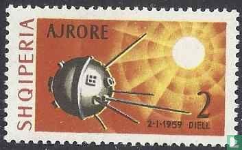 Albanie [ALB] - Luna 1