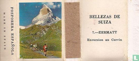 7. Zermatt - Excursion au Cervin