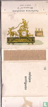 18. relojes antiguos