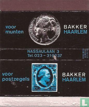 voor munten Bakker Haarlem