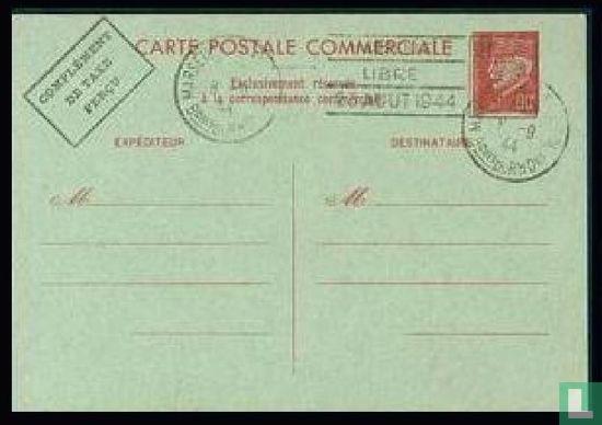 Frankrijk [FRA] - Marseille - Voorlopige regering - Bevrijding