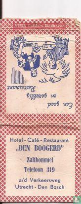 Hotel Café Restaurant Den Boogerd