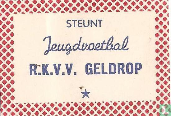 Steunt Jeugdvoetbal R.K.V.V. Geldrop