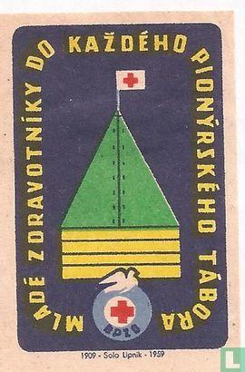 Mlade zdravotniky do kazdeho pionyrskeho tabora