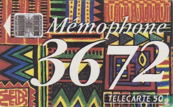 France Telecom - Mémophone 3672