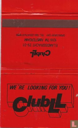 We're looking for you ClubLL - Image 1