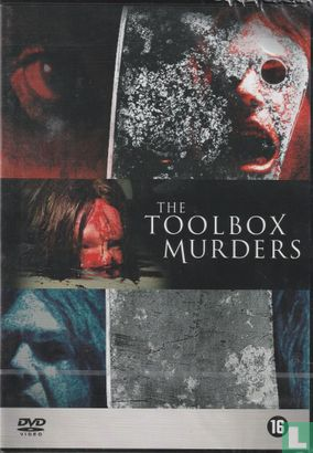 DVD - The Toolbox Murders