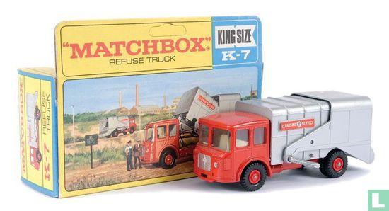 Matchbox (Lesney) - Shelvoke & Drewry Refuse Truck