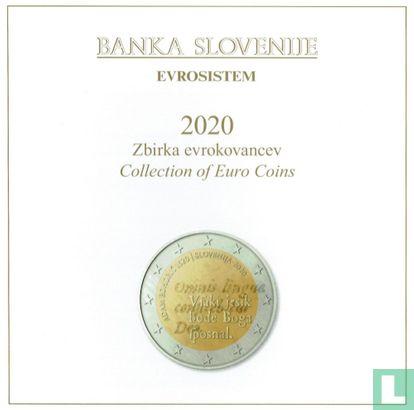 Slovénie - Slovénie coffret 2020