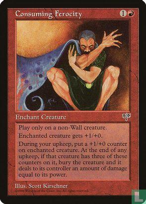 1996) Mirage - Consuming Ferocity
