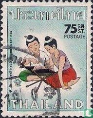 Thailande - Fête des enfants