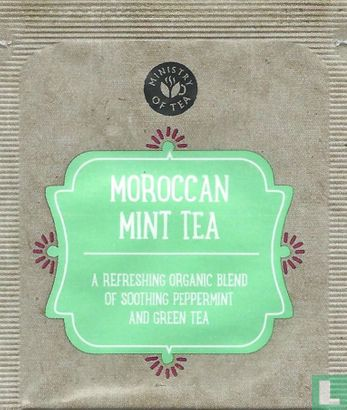 Ministry of Tea - Moroccan Mint Tea