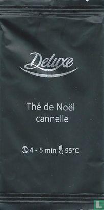 Deluxe - Thé de Noël cannelle