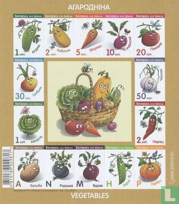 Belarus - Vegetables