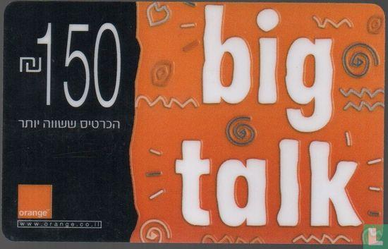 Orange - Big Talk