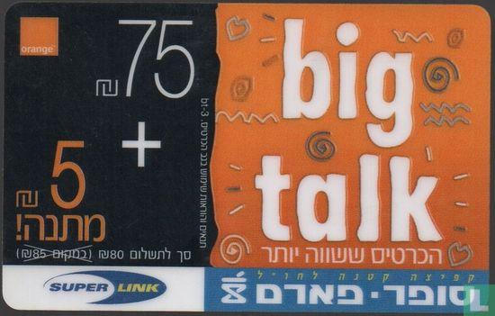 Orange - Big Talk / Superlink
