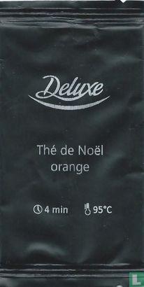 Deluxe - Thé de Noël orange