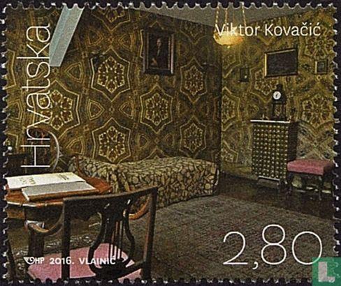 Kroatië - Viktor Kovačić
