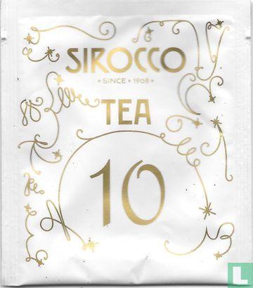Sirocco Tea - Black Vanilla