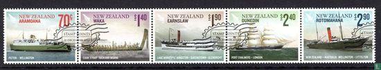 Nieuw-Zeeland - Grootse reizen van Nieuw Zeeland
