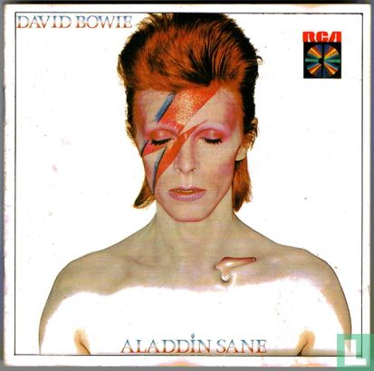 Jones, David - Aladdin Sane
