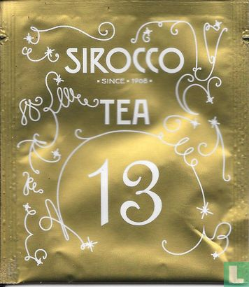 Sirocco Tea - Rooibos Tangerine