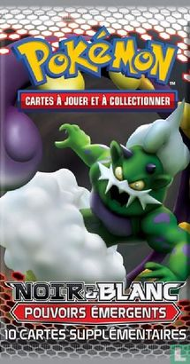 Français)2011) Noir et Blanc - Pouvoirs Émergents - Booster - Noir et Blanc - Pouvoirs Émergents